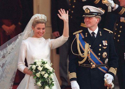 Het Liefdesverhaal van Máxima en Willem Alexander