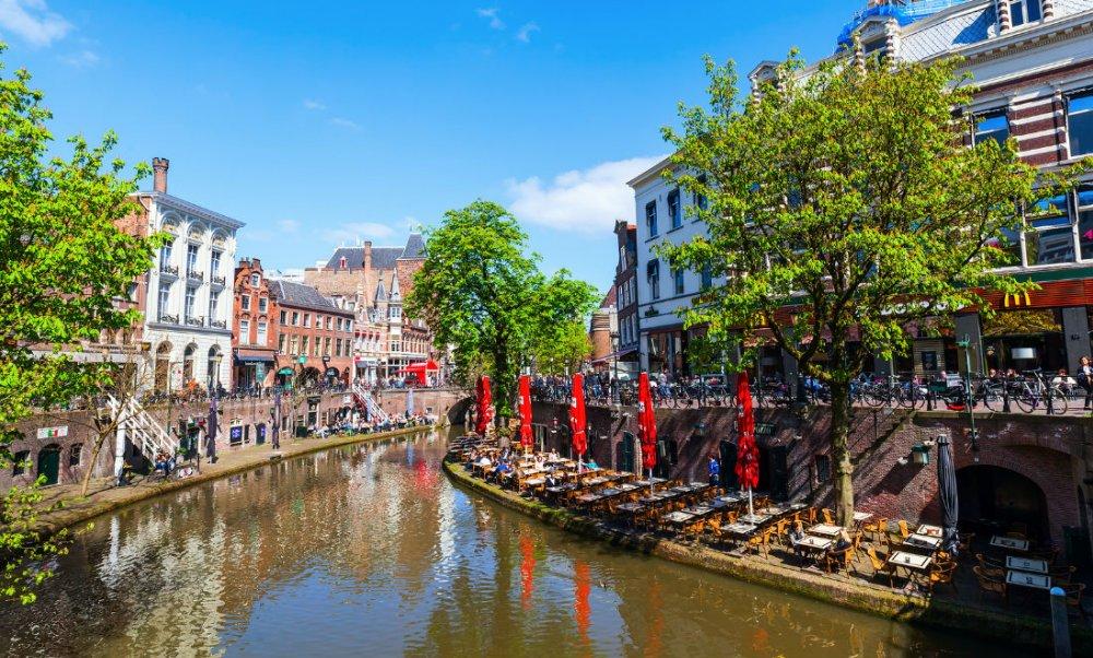 Daten in Utrecht